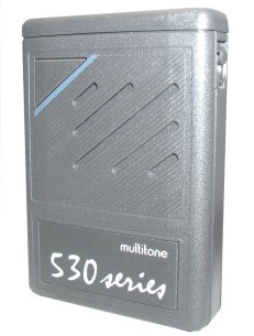 Multitone 530 Series, RPR533, Pager Service
