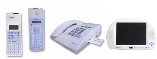 Reparaturservice Patiententelefone